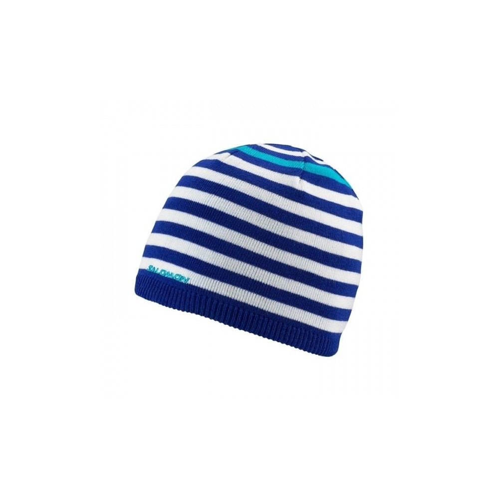 Salomon шапка Stripe