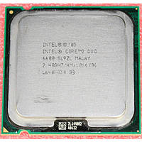 Intel Core 2 Duo E6600 2.4GHz/4M /1066. s775