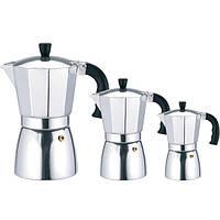 Кофеварка гейзерная MR 1667-6