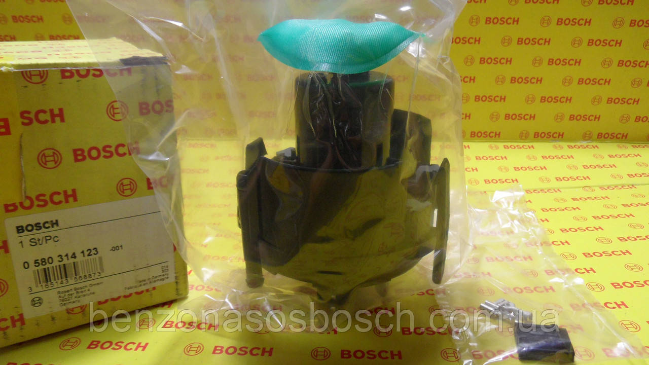 Бензонасос Bosch, 0580314123, 0 580 314 123, BMW 5(E34,E28)/7(E32), 0580450021, 0 580 453 021