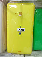 Задняя крышка для Nokia Lumia 535 Dual Sim (RM-1090)