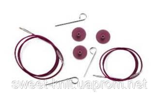Кабель  для создания круговых спиц длиной  KnitPro