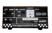 Зарядное устройство Edon CB-20 (метал. корпус. 12 и 24В)