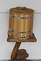 Бочка дубовая для солений 30 литров
