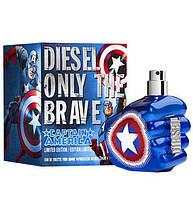 Мужская туалетная вода Diesel Only The Brave Captain America