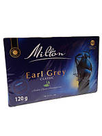 Черный чай в пакетиках Milton Earl Grey Classic 80 шт
