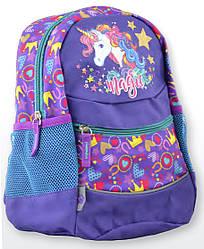 Рюкзак детский K-20 Unicorn, 29*22*15.5