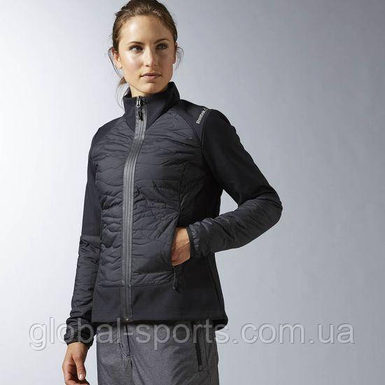 Женская спортивная куртка Reebok Tough Fitness PRIMALOFT(Артикул:AX9109)