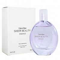 Calvin Klein Sheer Beauty Essence (Кельвин Кляйн Шир Бьюти Эссенс) туалетная вода - тестер, 100 мл