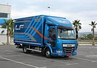 DAF Trucks представила существенно обновленные машины легкого семейства - LF Pure Excellence