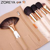 Натуральные кисти для макияжа Zoreya