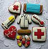 Пряники подарки медработникам. Пряники для врачей, фото 7