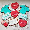 Пряники подарки медработникам. Пряники для врачей, фото 8