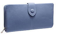 Женский стильный кошелек C9080 blue