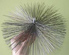 Щетка для чистки дымохода ф130 сталь, фото 3