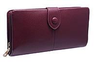 Женский стильный кошелек C9080 red