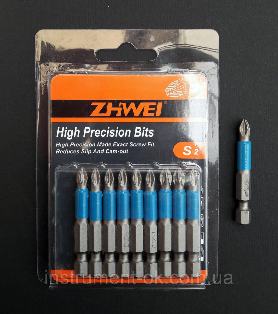 Бита ZHIWEI PZ2 х 50 мм