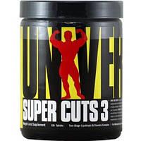 Super Cuts 3 Universal Nutrition, 130 таблеток