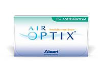 Ежемесячные контактные линзы Air Optix for Astigmatism, 4 шт., Alcon