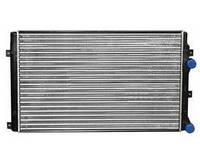 Радиатор воды Caddy III 1.9TDI BJB (+/- AC) (650x405x26)
