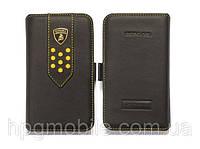 Чехол для iPhone 4/4S - Lamborghini Superleggera D2 book