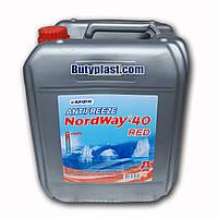 Antifreeze NordWay -40 Red 10 kilo