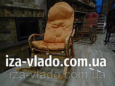 """Кресло-качалка плетеная из лозы """"Разборная 1+"""", фото 2"""