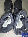 Дутики детские зимние сапожки серые SUPER GEAR размеры 30 31, фото 8