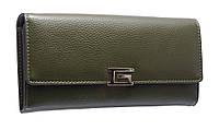 Женский стильный кошелек C5708 green