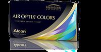 Ежемесячные цветные контактные линзы Air Optix Colors, 2шт,  Alcon