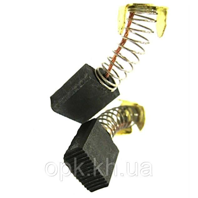 Щетки угольно-графитные тст-н 6,5*13,5 мм (контакт - П-образный, комплект 2 шт)