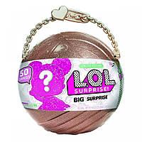 Большой сюрприз золотой шар ЛОЛ Оригинал LOL Surprise 549093, фото 1