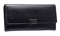 Женский стильный кошелек C5708 black