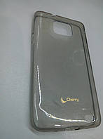 Чехол TPU для Samsung Galaxy S2 GT-i9100