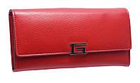 Женский стильный кошелек C5708 red