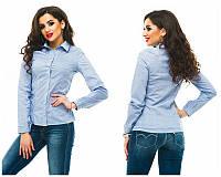Женская рубашка офисная +цвета