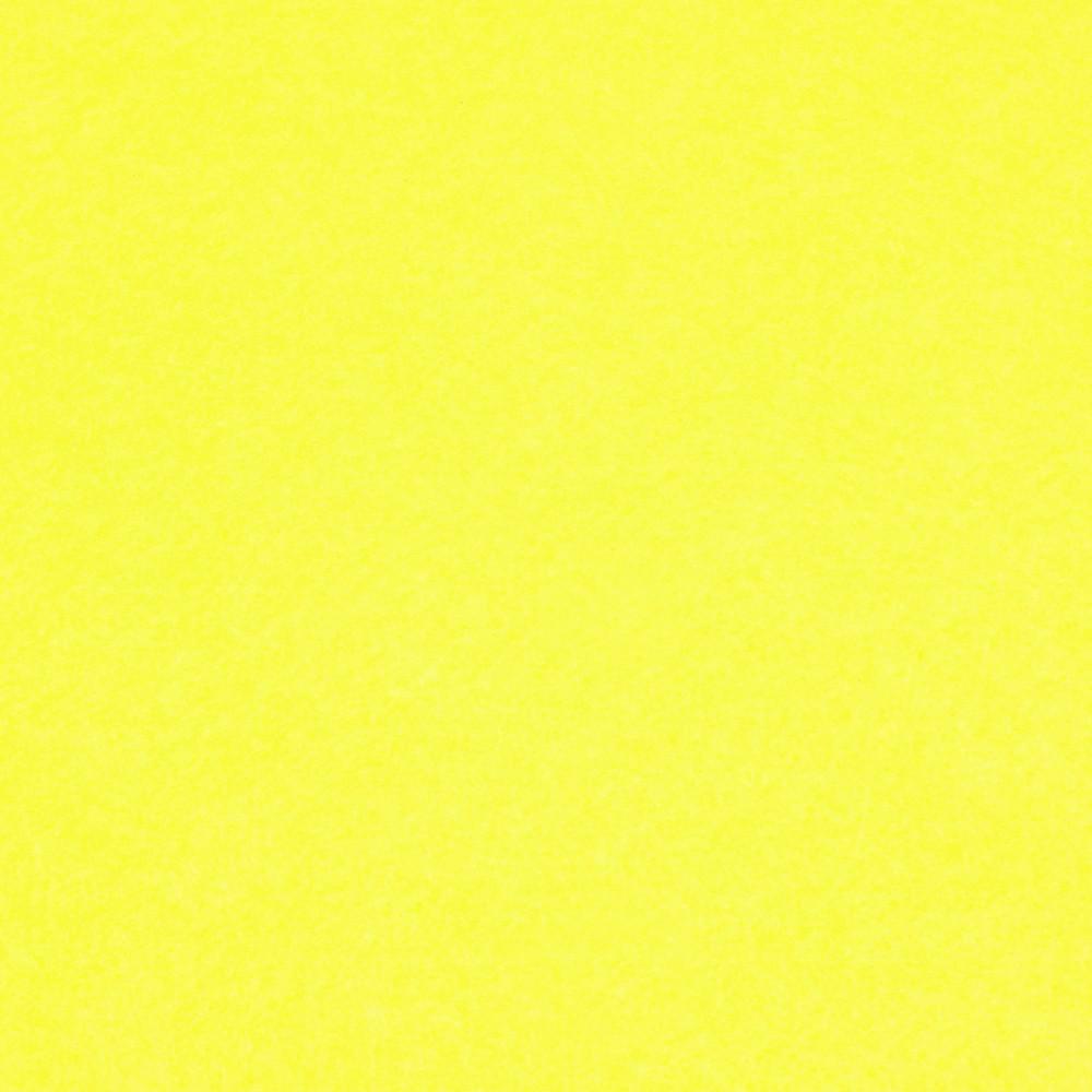 Фетр мягкий 1.3 мм, 20x30 см, СВЕТЛО-ЛИМОННЫЙ, Royal Тайвань