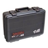 Коробка Meiho VS-3070 black/eyllow two tone