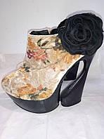 Эксклюзивные туфли, фото 1