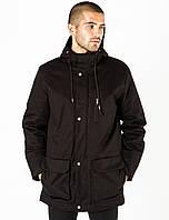 Парка\куртка Bellfield - Alvim черная (мужская/чоловіча) Зима