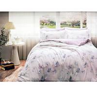 Комплект постільної білизни Tivolyo Home євро розміру Iris, фото 1