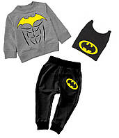 Костюм Бэтмен , двунить, фото 1