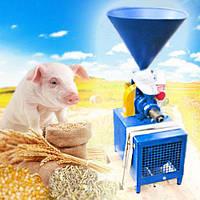 Экструдер зерновой шнековый трехфазный КЭШ-3 (380В, 6,5кВт, 70 кг/час)