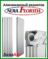 Алюминиевый радиатор NovaFlorida Maior Aleternum S90 1400х90