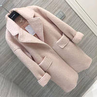 Теплое осенне-зимнее пальто