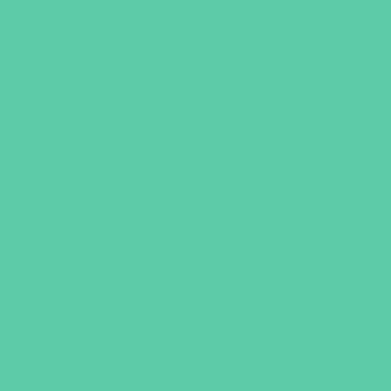 Фоамиран 2 мм, 50x50 см, Китай, МЯТНЫЙ