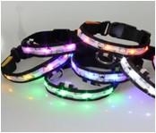 LED ошейники для собак