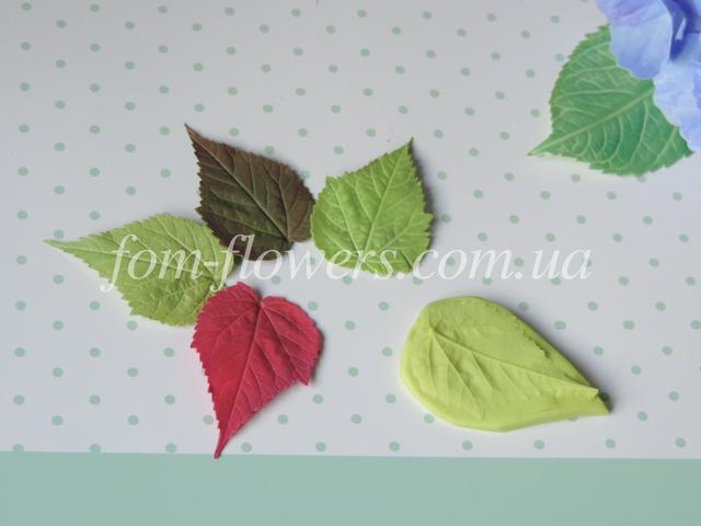 Авторские молды Fom-flowers