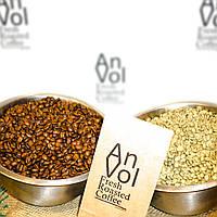 Кофе в зернах Купаж (Арабика Колумбия Супремо, Арабика Индия Plantation 70%)(Робуста Индия Kappi 30%)