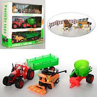 Детский игровой набор Ферма 0488-270